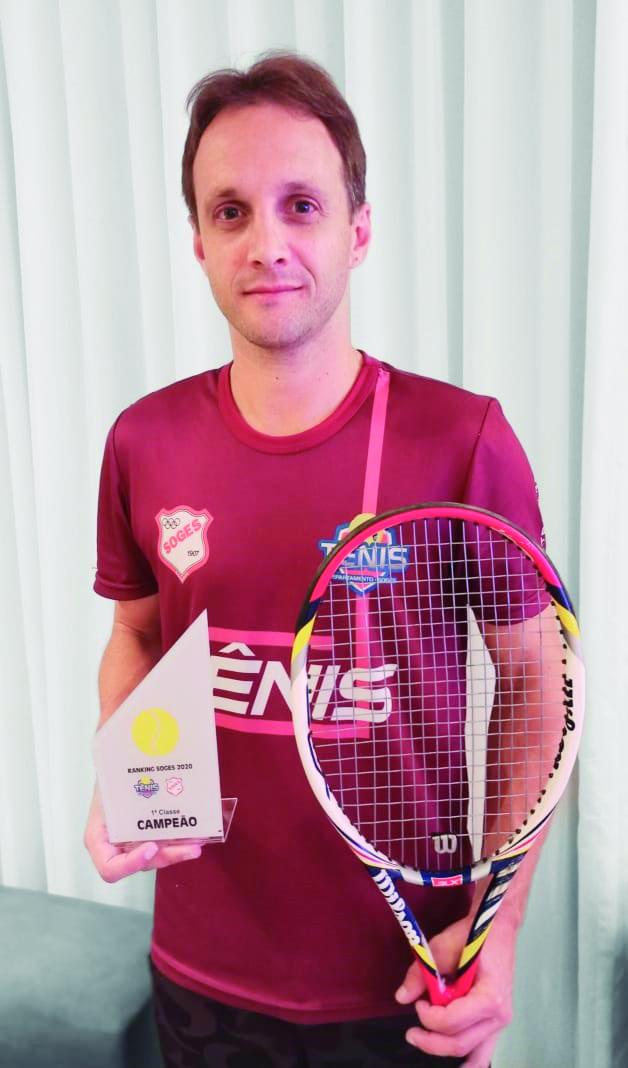 Começa Ranking de Tênis